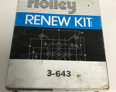 Holley Carburetor Rebuild Kit, 3-643