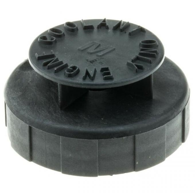 Vented Radiator Overflow Jar Cap, Economy