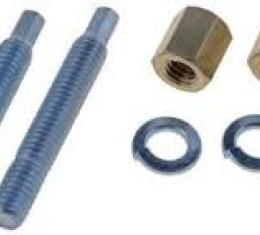 "Exhaust Flange Stud and Nut Set, 3/8""-16 x 2-1/2"""