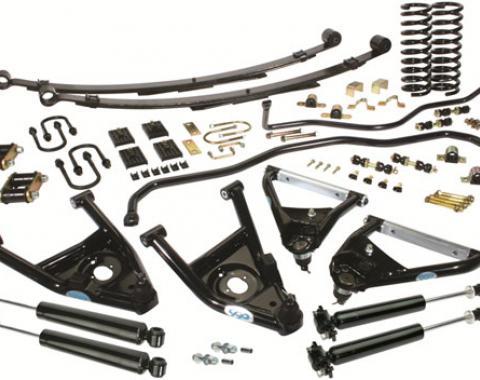 Camaro Suspension Kit, CPP Pro Touring Stage I, 1967-1969