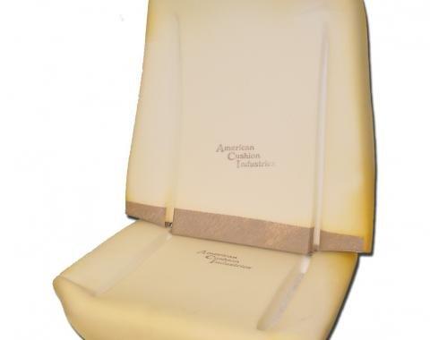1967-68 Firebird Standard Bucket Seat Foam - ACI Brand