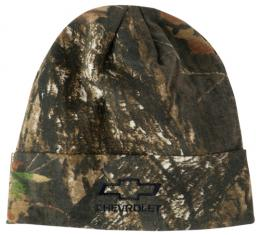 Bowtie Knit Beanie, Mossy Oak Breakup