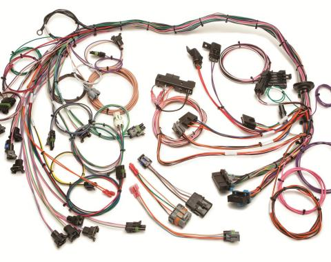 Painless Performance 60102 - Painless Performance TPI Fuel Injection Harnesses