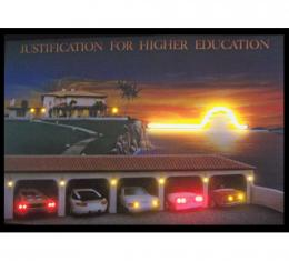 Neonetics Neon/led Pictures, Justification for Higher Education Neon/led Picture