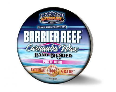 Surf City Garage Barrier Reef® Carnauba Paste Wax, 12 Ounce