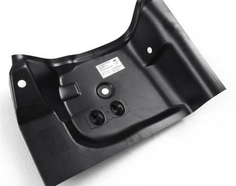 Camaro Passenger's Side Rear Seat Floor Panel, 1970-1981