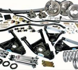 Camaro Suspension Kit, CPP Pro Touring Stage 3, 1967-1969