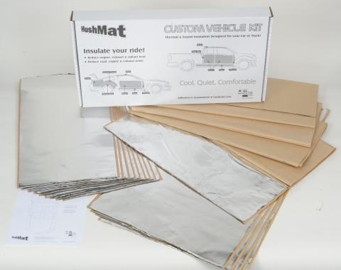 HushMat Ford Falcon 1960-1963   Sound and Thermal Insulation Kit 69760
