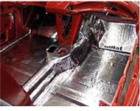 HushMat Ford Falcon 1966-1970   Floor Deadening and Insulation Kit 697661