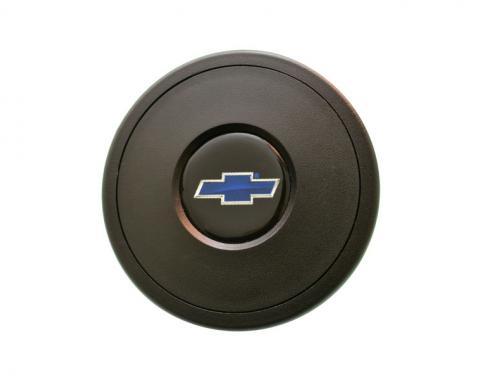 Volante S9 Series Horn Button Kit, Blue Bowtie