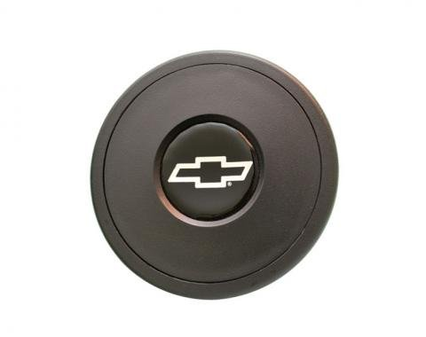 Volante S9 Series Horn Button Kit, Silver Bowtie