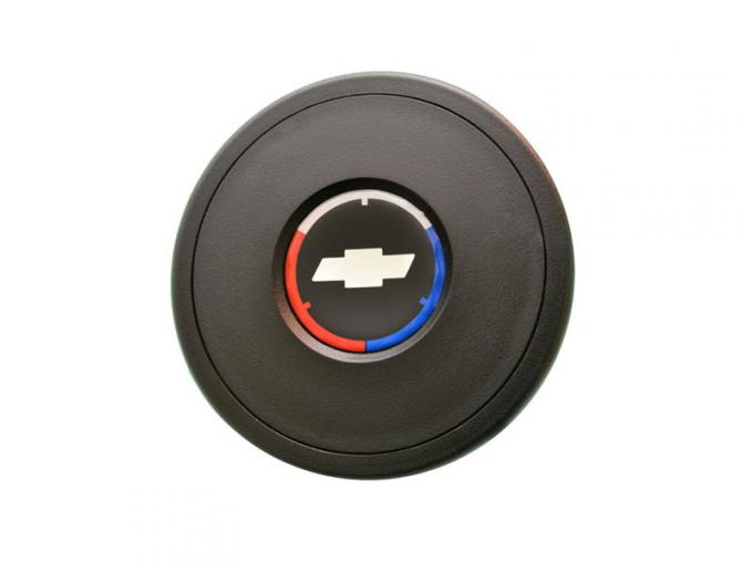 Volante S9 Series Horn Button Kit, Tri Color Bowtie