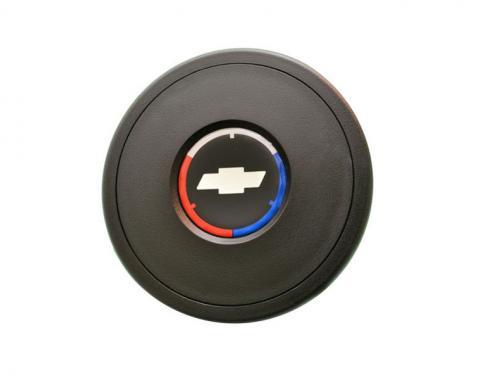 Volante S9 Series Horn Button Kit, Tri Color Bowtie