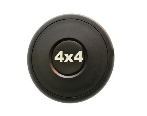 Volante S9 Series Horn Button Kit, 4x4