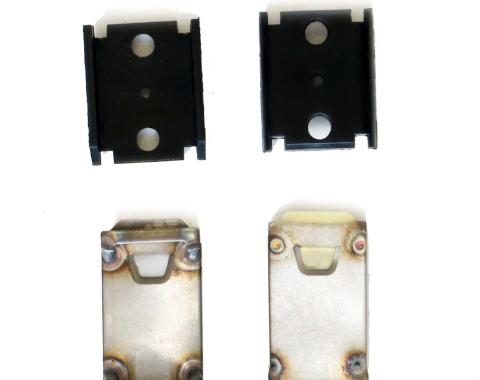 Hurst Shifter Handle Insulators and Metal Wedge Lock Kit