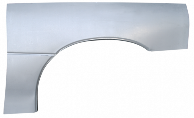 Key Parts '93-'97 RR Quarter Panel, Driver's Side N0695760L