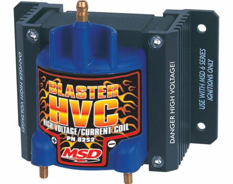 MSD Blaster HVC Ignition Coil 8252