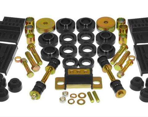 Camaro Total Body & Suspension Kit, Polyurethane, 1980-1981