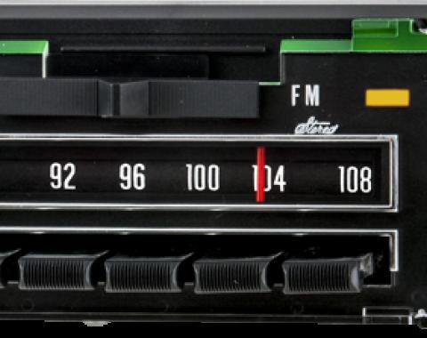 AAR 1970 Chevrolet Camaro AM/FM Reproduction Radio with Bluetooth 802201BT