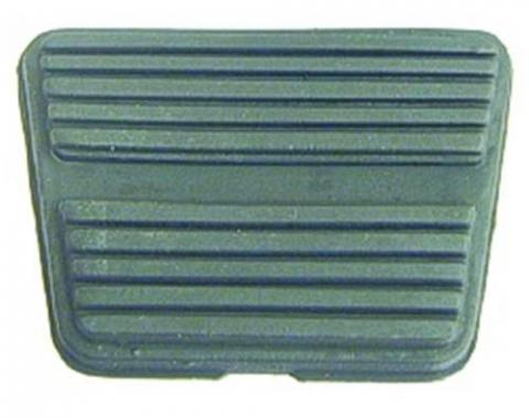 Camaro Brake Or Clutch Pedal Pad, For Cars With Manual Transmission, 1967-1981