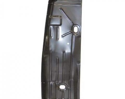 Camaro Full Length Floor Pan Repair Panel, Oversize, Right, 1967-1969