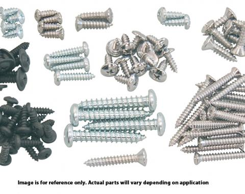 Camaro/Firebird Interior Screw Kit, 1978-1981