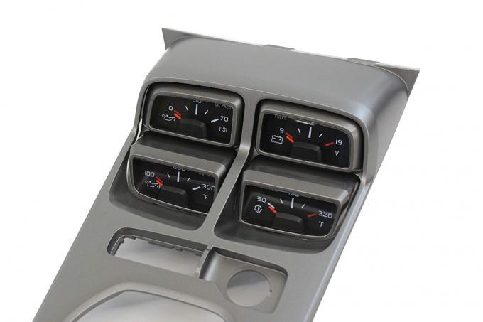 Camaro Auxiliary Gauge Pack, 2010-2012
