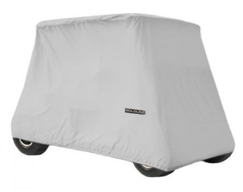 Goldline 4x4 Extra Tall Heavy Duty Golf Cart Storage Cover, 4 Passenger