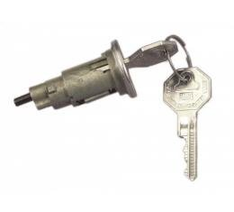 Camaro Ignition Lock, With Original Style Keys, 1968