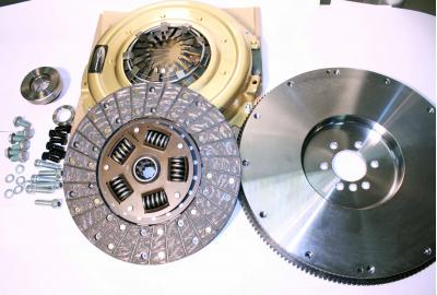Advance Adapters Flywheel and Centerforce Clutch kit for LS-Series/Gen 3 Engines 712500M-CF