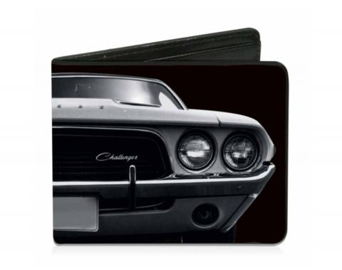 Challenger Bi-Fold Wallet with Challenger Image