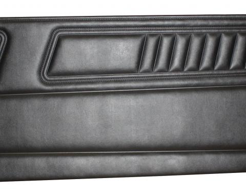Distinctive Industries 1970-1971 Camaro Standard Front Door Panels, Unassembled 072611