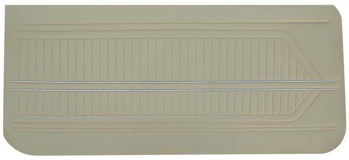 Distinctive Industries 1969 Firebird Standard Front Door Panels, Unassembled 074401