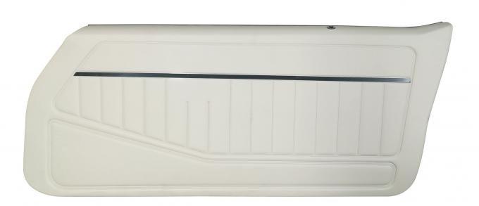 Distinctive Industries 1978-81 Firebird Standard Front Door Panels, Preassembled 074774