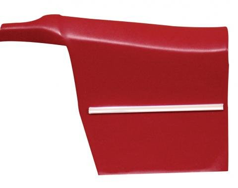 Distinctive Industries 1968-69 Camaro Deluxe Convertible Rear Quarter Panels, Preassembled 073833P