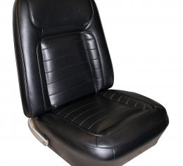 Distinctive Industries 1968 Camaro Deluxe w/Buckets w/Folding Rear Front & Rear Upholstery Set 072348