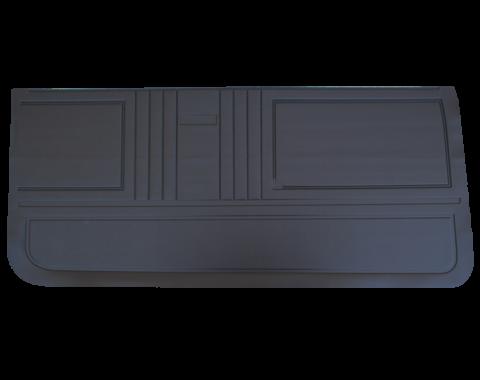 Distinctive Industries 1967 Camaro Standard Front Door Panels, Unassembled 073700
