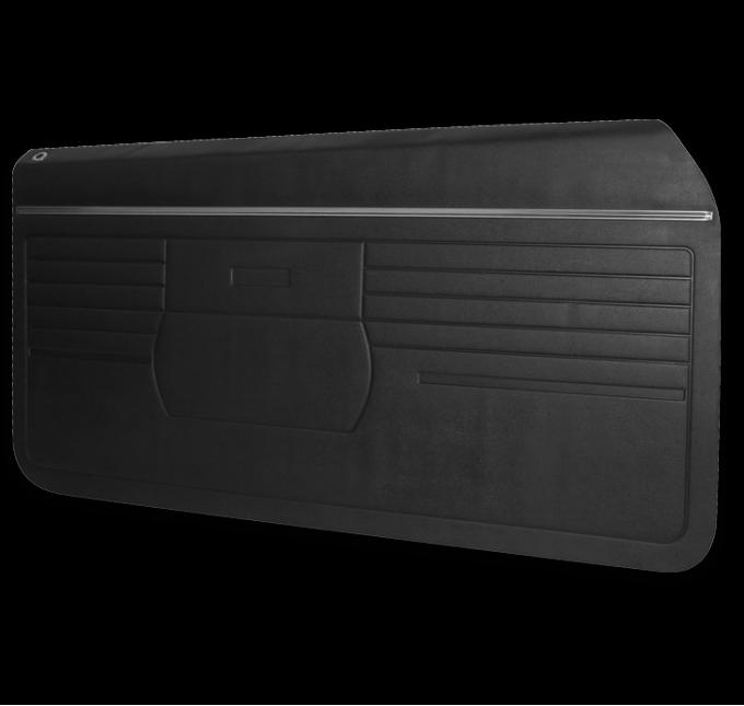 Distinctive Industries 1968 Camaro Standard Front Door Panels, Unassembled 073718