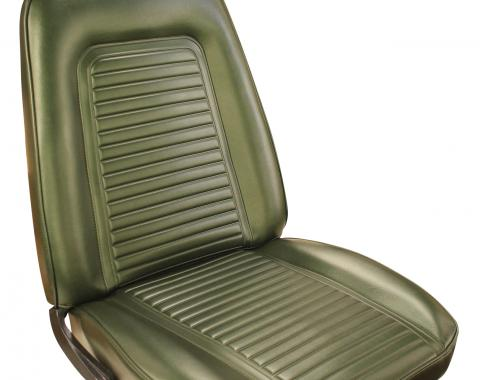 Distinctive Industries 1969 Camaro Standard Coupe/Convertible Front Bucket Seat Upholstery 072413