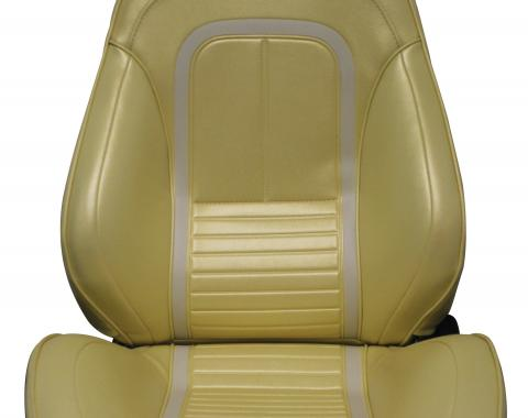 Distinctive Industries 1967 Camaro DeluxeTouring II Front Assembled Bucket Seats 072474
