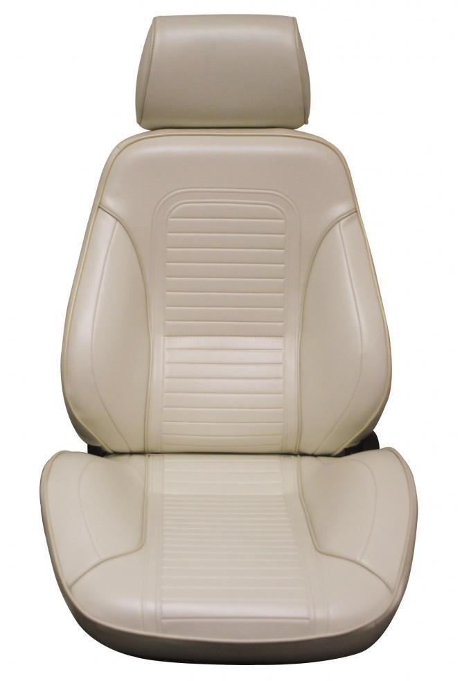 Distinctive Industries 1969 Camaro Standard Touring II Front Assembled Bucket Seats 072486