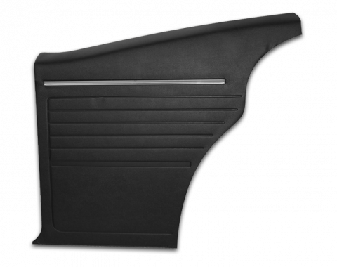 Distinctive Industries 1968 Camaro Standard Coupe Rear Quarter Panels, Unassembled 073742
