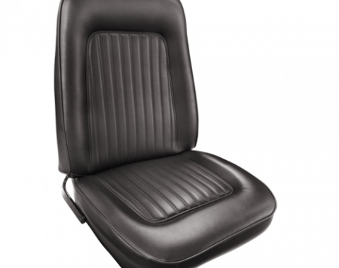 Distinctive Industries 1967-68 Camaro Standard Coupe/Convertible Front Bucket Seat Upholstery 072009