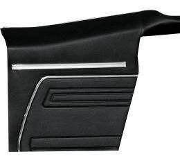 Distinctive Industries 1969 Camaro Standard Convertible Rear Quarter Panels, Preassembled 073783P