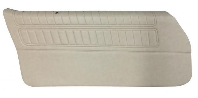 Distinctive Industries 1970-71 Firebird Standard Front Door Panels, Preassembled 074488