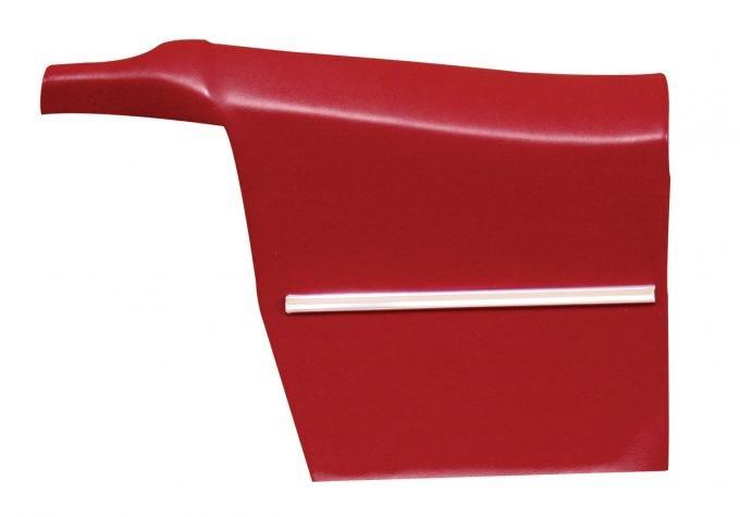 Distinctive Industries 1968-69 Camaro Deluxe Convertible Rear Quarter Panels, Preassembled 073833P