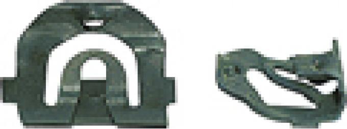 Rear Window Reveal Molding Clip 4506041
