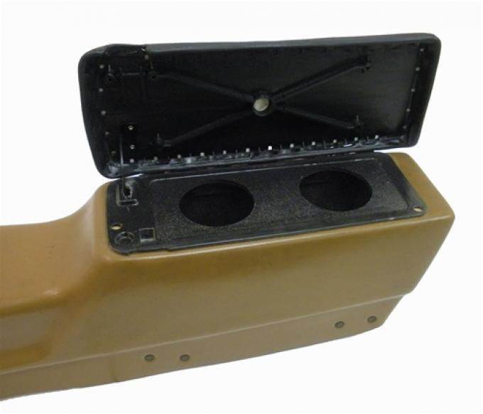 Camaro Center Console Cup Holder, Factory Console, 1970-1981
