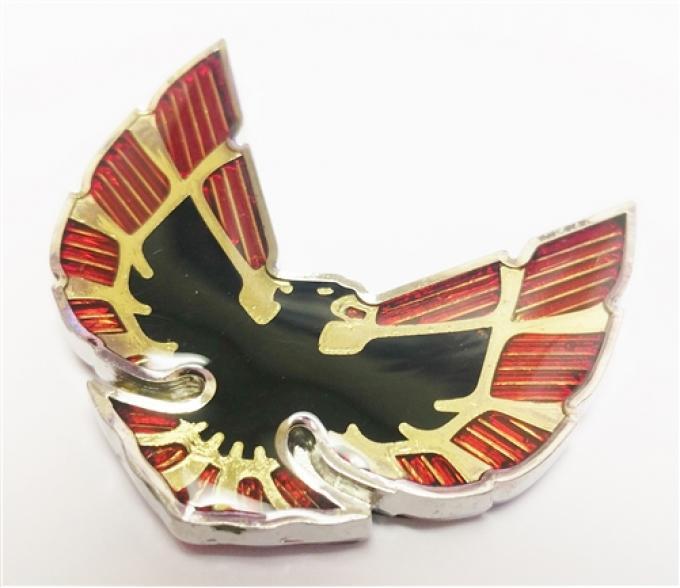 Firebird Sail Panel Emblem, with Gold Inner Details, 1976-1979