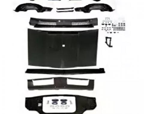 1968 Camaro Complete SS RS Front End Reproduction Sheet Metal Kit